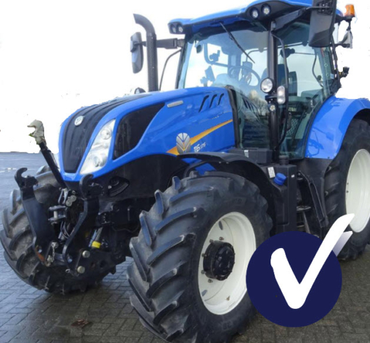 APK landbouw voertuigen
